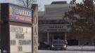 Oakridge Secondary School in London, Ont. is seen on Monday, Jan. 20, 2020. (Daryl Newcombe / CTV London)
