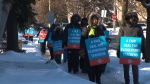 CTV National News: Ont. teachers' strikes