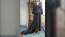 Clothing that once belonged to Queen Victoria is being sold at auctions. (Hansons Auctioneers)