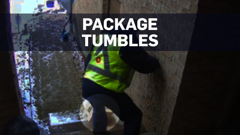 Ontario business owner upset over package handling