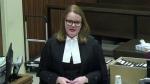 Arguments resume as Sandeson seeks appeal