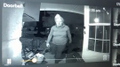 Burglar spends 12 hours robbing home