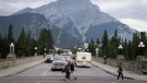 Parks Canada says a gondola project that would have taken skiers from the Banff townsite to Mount Norquay because it doesn't fit with policies on development limits. (THE CANADIAN PRESS/Jeff McIntosh)