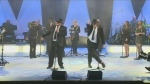 Sudbury Blues Brothers performs Jailhouse Rock at the 2019 CTV Lion's Children's Christmas Telethon.