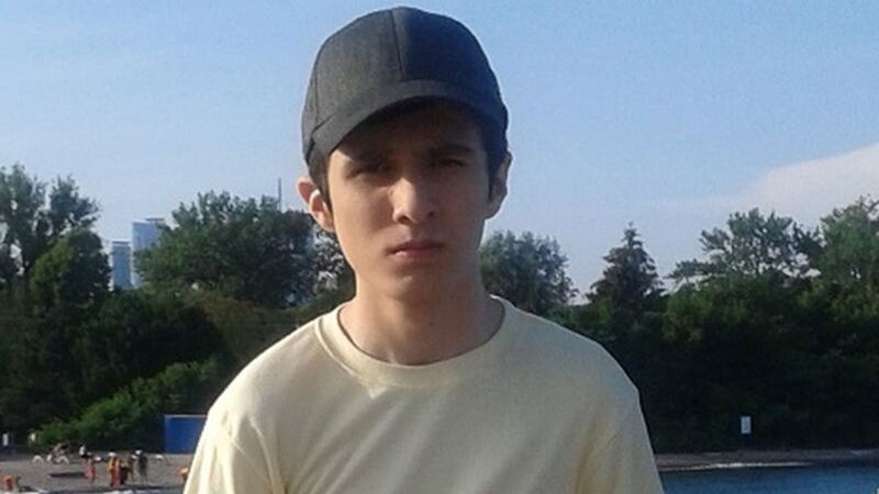 Safiullah Khosrawi, 15, is seen in this undated photograph provided by police. (Toronto Police Service)