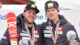 Six-straight World Cup wins for Marcoux
