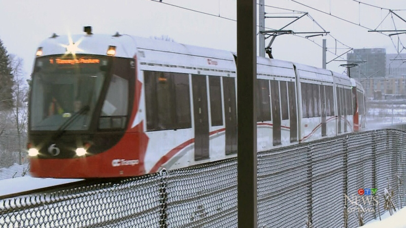 Ottawa LRT service reaches new low