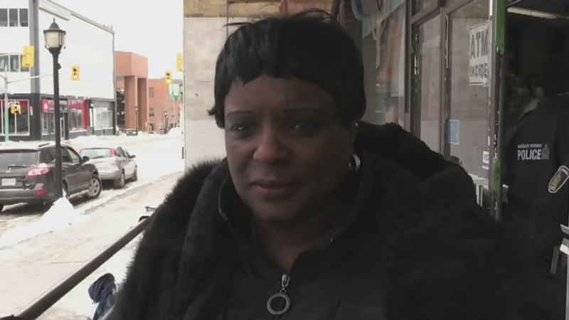 Woman who offered shelter to homeless gets evicted