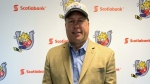 Monday afternoon, the Barrie Colts informed Warren Rychel that he was let go as head coach,