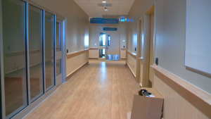 Saskatchewan Hospital North Battleford is pictured in this file photo.