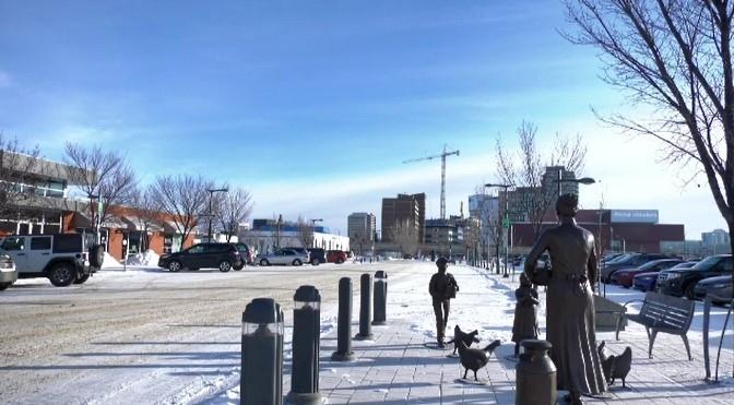 Saskatoon Forecast January 22