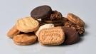 An assortment of Girl Scout cookies. (Kenosha Police Department / Facebook)