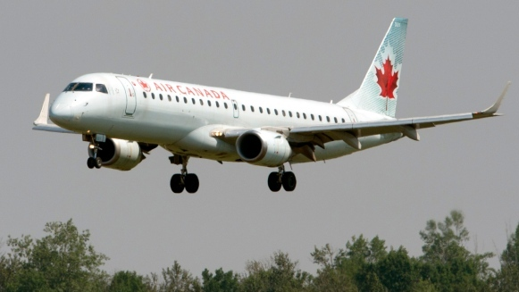 Air Canada said last week it was bracing for a rough first quarter as the effects of the viral outbreak and the continued grounding of its fleet of Boeing 737 Max jets bite into sales. (File photo)
