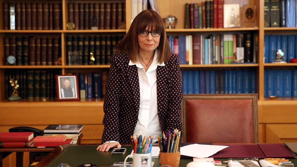Katerina Sakellaropoulou