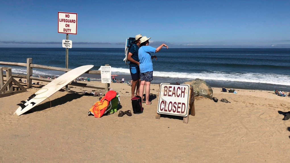 Unprovoked shark attacks drop worldwide, but not in the U.S.