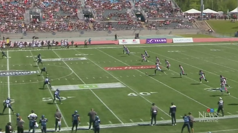 It appears a CFL regular season game will be playe