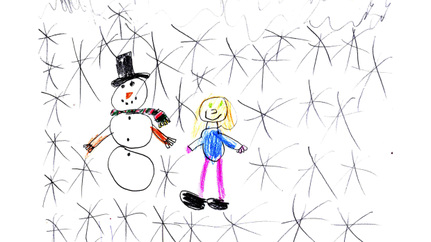 Sophie Spinks, 6 years old, Grade 1, R. Tait McKenzie School, Almonte