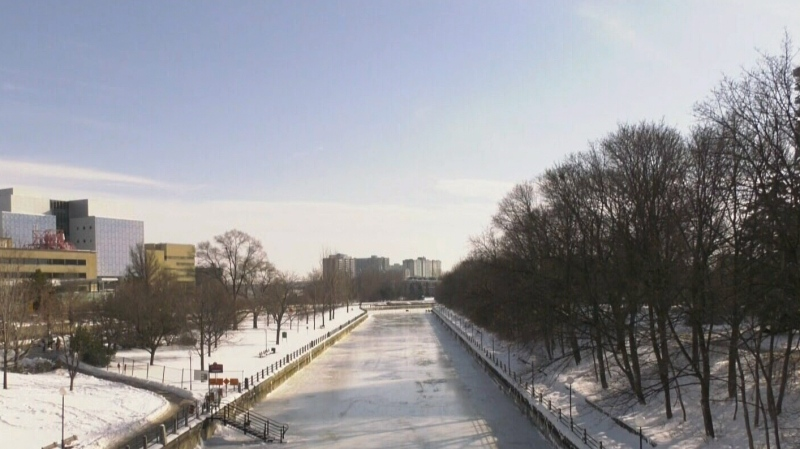 You can now skate or walk a full 7 km stretch of t