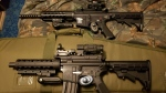 The owner of these firearms says they were stolen from his home in Aylesford, N.S., on Jan. 20, 2020. (www.gunpost.ca)