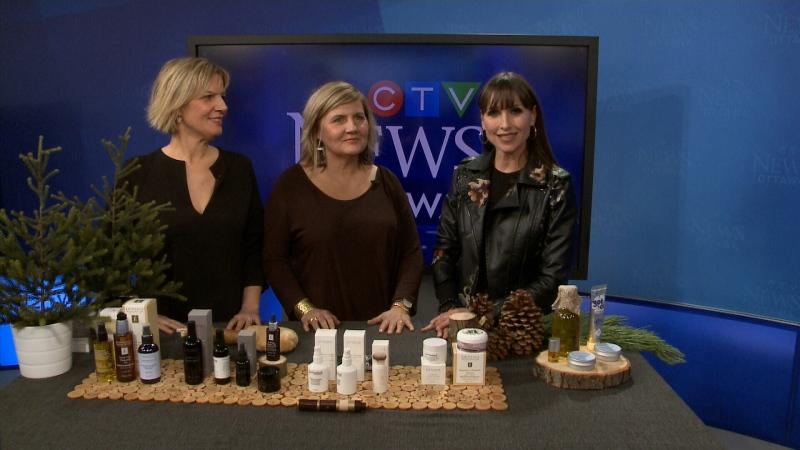 Winter skin care tips with Oresta