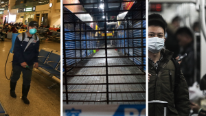 Wuhan: What it's like at centre of outbreak