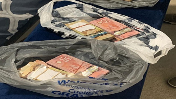 Police seized more than $220,000 in cash. (York Regional Police)