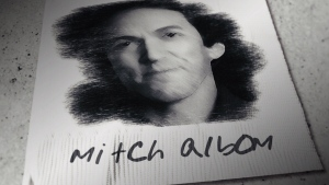 Mitch Albom sketch