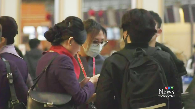 Some travellers to face enhanced screening at YVR