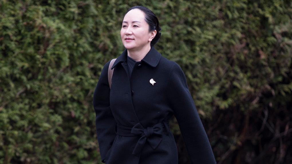 Meng Wanzhou January 2019
