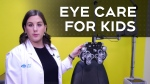 Optometry student Camille Leblanc