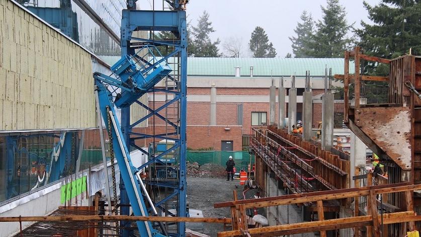 Abbotsford construction