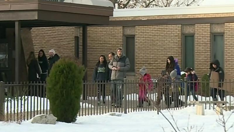 Parents worried after evacuation at Windsor school