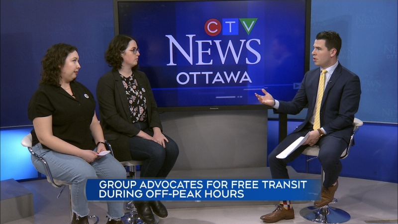 Calls for free transit during off-peak hours