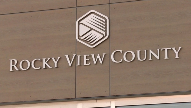Three Rocky View County councillors were in a Calgary courtroom Wednesday fighting the sanctions placed on them last year.
