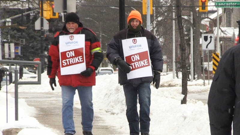 GRT strike: Thousands struggling to get to school