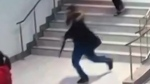 Video posted on a social media site and sent to CTV News appears to show a firearms incident at a mall in Langley, B.C.