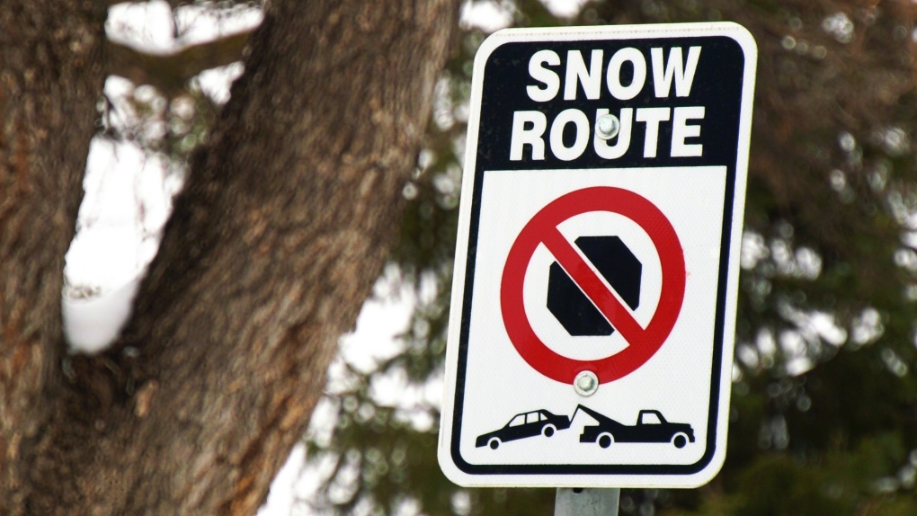 City still not issuing snow ban tickets 24/7 due to oversight