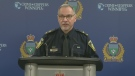 Infant's death marks fourth homicide in Winnipeg