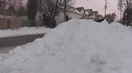 Woman wants change after snow plow blocks driveway