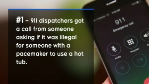 The top 10 reasons not to call 911