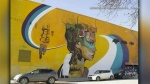 MMIWG mural in Winnipeg demolished