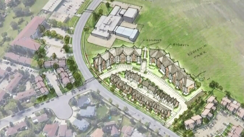 Affordable housing project approved