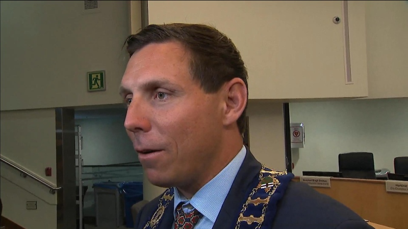 Brampton Mayor Patrick Brown says residents are fed up with the city's 'poor health care system' that's why the city council is declaring an emergency.