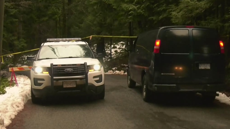 RCMP say Langford homicide appears targeted