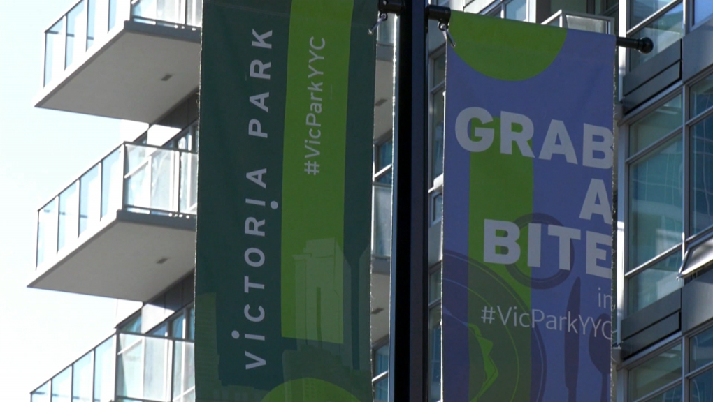 Where did Victoria Park go? Community ceased to exist well ahead of arena agreement