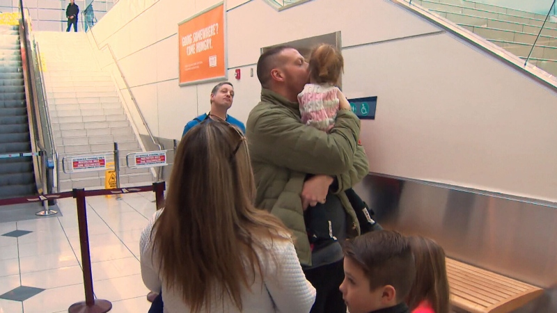 CTV National News: Relief in St. John's