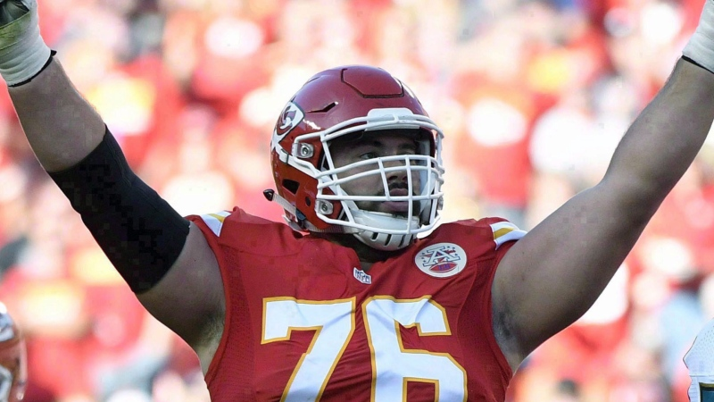 Chiefs guard has shot at making football history
