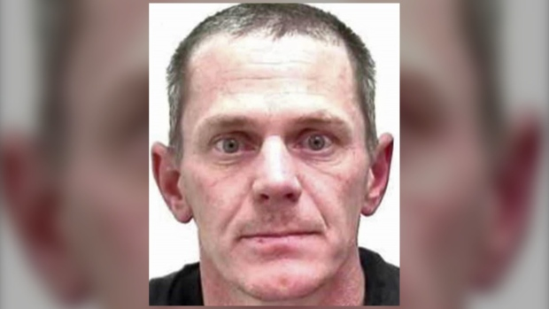 Ryan Watson, 43, is wanted on charges of possession of stolen property, possession of controlled substance and failing to attend court (CPS)