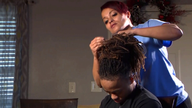 Student suspended over dreads