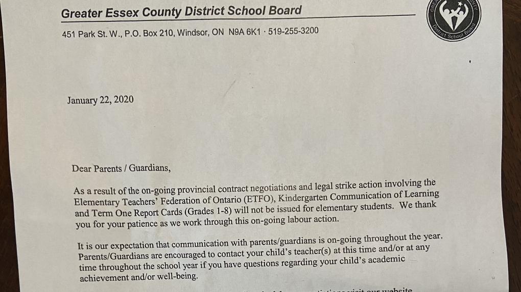 GECDSB letter
